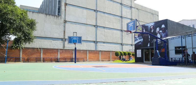 Canchas de Basketball